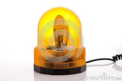 Lumières clignotantes de secours
