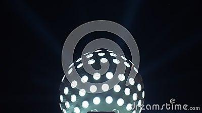 Lumi?re de boule de disco clips vidéos