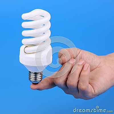Luminescent bulb