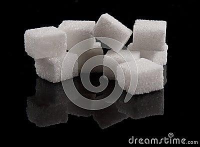 Lump sugar (sugar cubes)