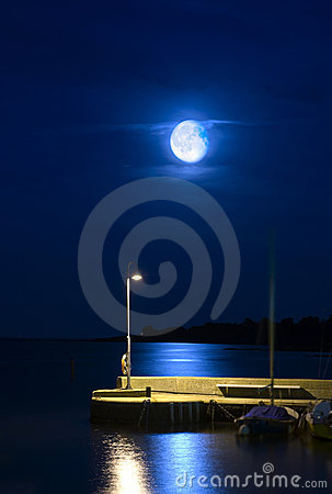 Luna aumentante