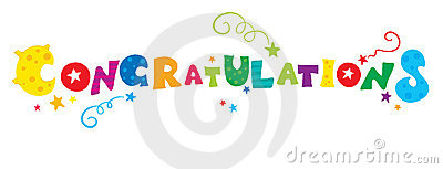 Lunar Congratulations