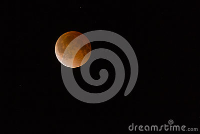 Lunar Eclipse Blood Moon Tetrad Passover