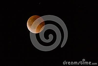 Lunar Eclipse Blood Moon Tetrad Passover