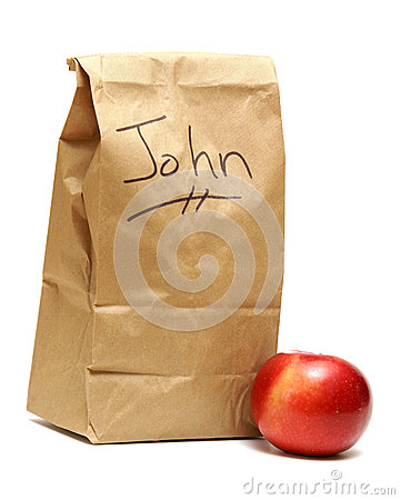 Lunch for John