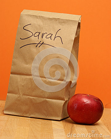 Lunch for Sarah