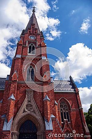 Lund church 01