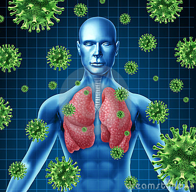 Free Lung Infection Stock Images - 21588384