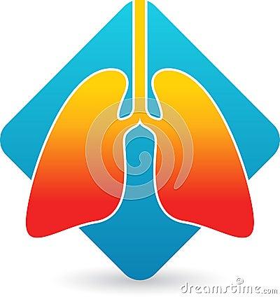 Lungs logo