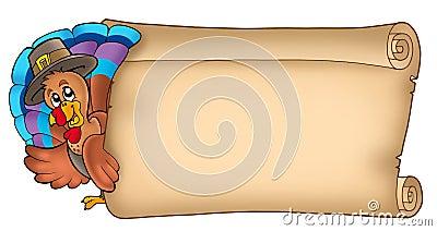 Lura den gammala scrollkalkonen