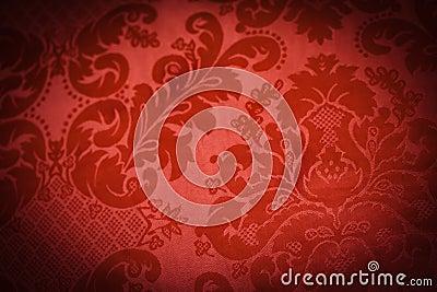 Lush Red Sofa