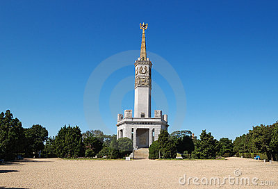 Lushun port (Port Arthur)Soviet Red Army monument