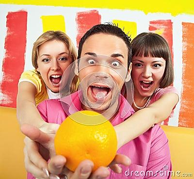 Lust for orange