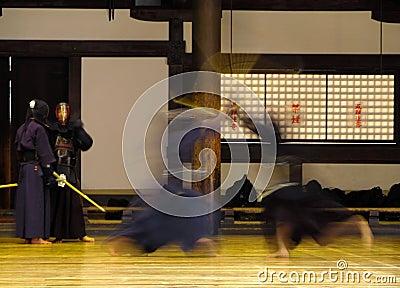 Luta de Kendo