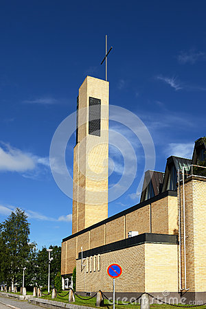 Free Lutheran Church Stock Photos - 36181103