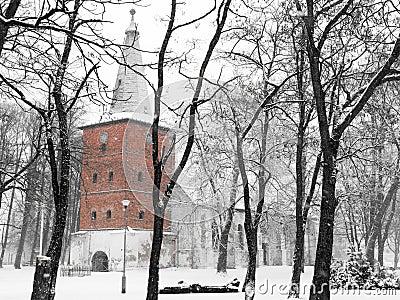 Lutheran Church in Rusne I