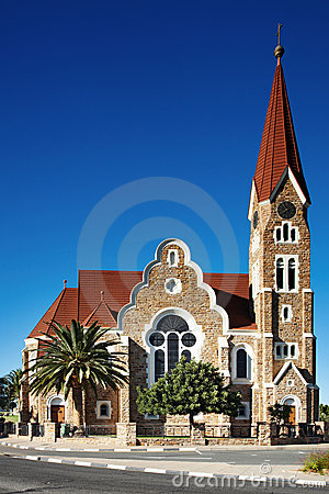 Lutheran church in Windhoek