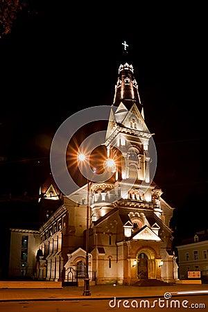 Lutherische Kirche.