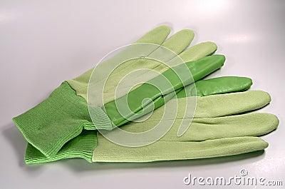 Luvas verdes