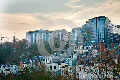 Luxembourg buildings
