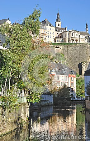 Luxembourg City,Luxembourg-Grund