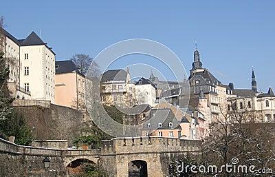 Luxembourg - Corniche