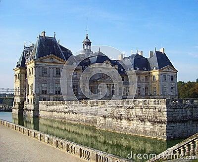 Luxembourg palace castle - Paris city
