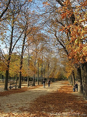 Luxembourg Park