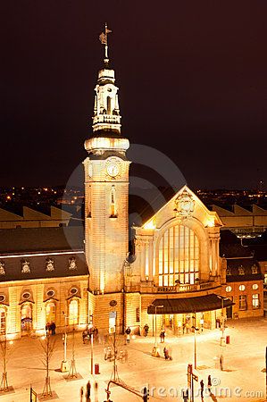 Luxembourg Rail station