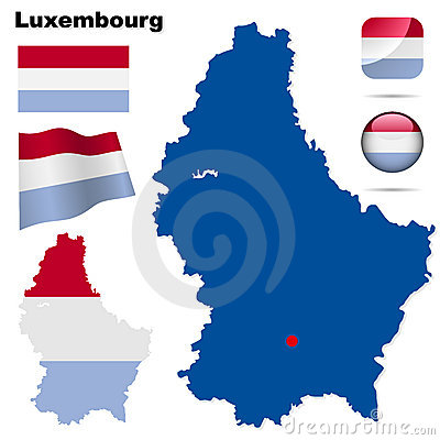 Luxembourg  set.