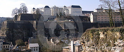 Luxembourg visar