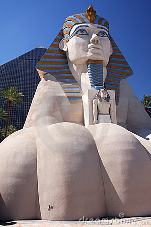 Luxor casino Editorial Stock Photo