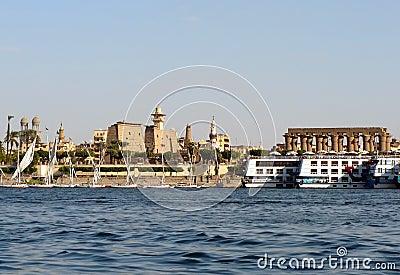Luxor, Nile, Egypt