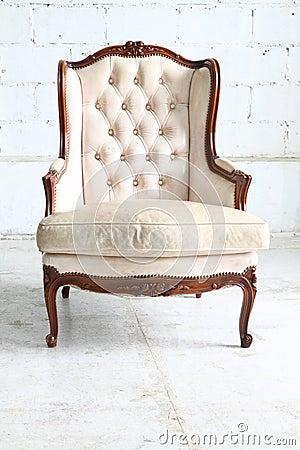 Luxurious armchair