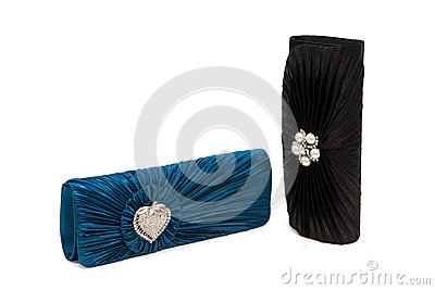 Luxurious clutch bags