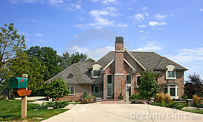 Luxurious executive home