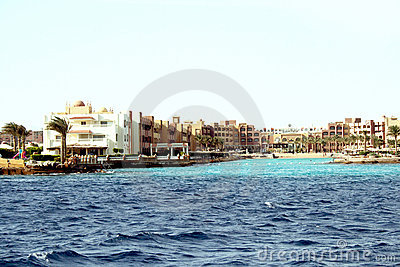 Luxurious hotels in Hurghada
