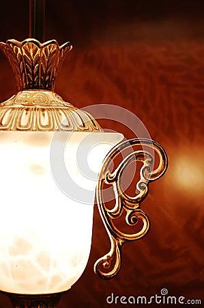Luxurious lamp