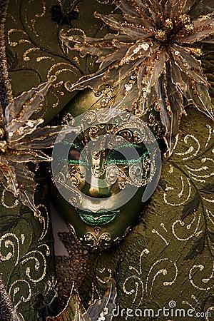 Free Luxurious Mask Stock Image - 2973421