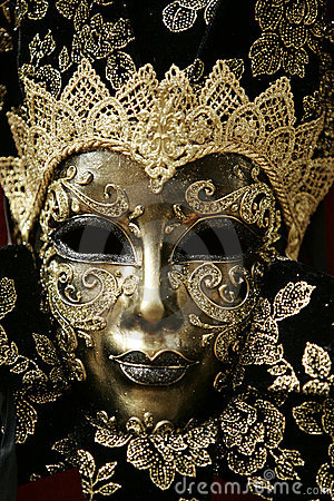 Free Luxurious Mask Royalty Free Stock Photos - 3076578
