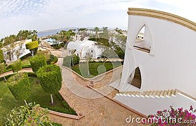 Luxurious resort Egypt