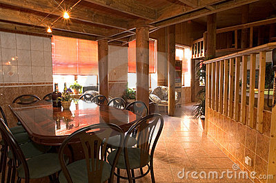Luxurious sauna 4