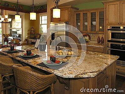 Luxury 9 - Kitchen 1