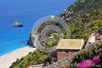 Luxury apartments near the sea