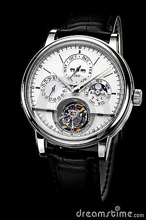 Luxury automatic swiss watch