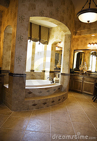 Free Luxury Bathroom Stock Image - 1913511
