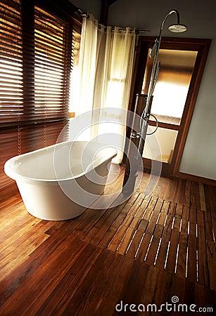 Free Luxury Bathroom Royalty Free Stock Image - 19605816