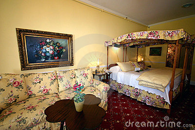 Luxury bed and breakfast inn