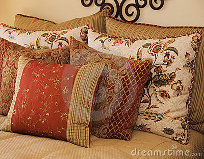 Luxury Bedding and Cushions
