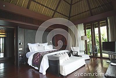 Luxury bedroom interior foto spiderpic royalty vrije stock foto 39 s - Entree eigentijds huis ...